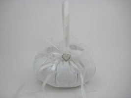 Flowergirl Baskets and Guestbooks