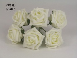 Bulk Buy Foam Flowers & Pins