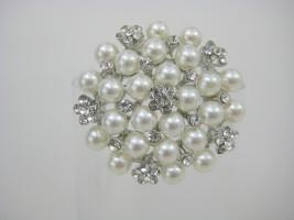 Diamante Brooches