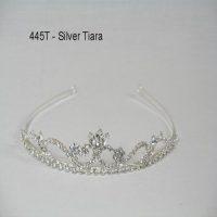 445T  Silver Tiara