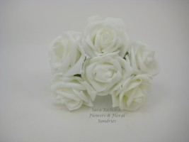 Open Rose 8cm