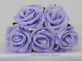 Open Rose 5cm