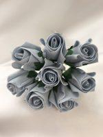 Colourfast foam Rosebuds 3cm