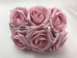 8 cm Cottage Roses
