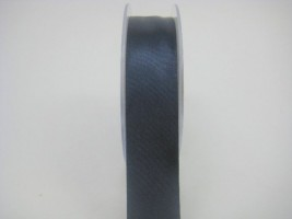 RS25NA 25 MM X 22.5 METRES SATIN RIBBON IN NAVY- IF QUANTITY IS MORE THAN 5 PAY ONLY £1.59 A ROLL