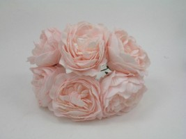 YF168PBP PEONY IN PRETTY BABY PINK COLOURFAST FOAM